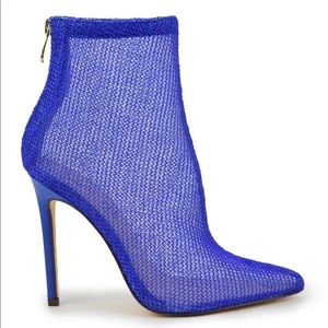Royal Blue Bootie(other sizes available)